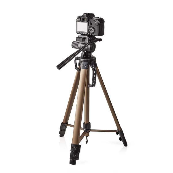 Professionelles Kamera Stativ 1,61m f. Panasonic Lumix DMC-FZ72
