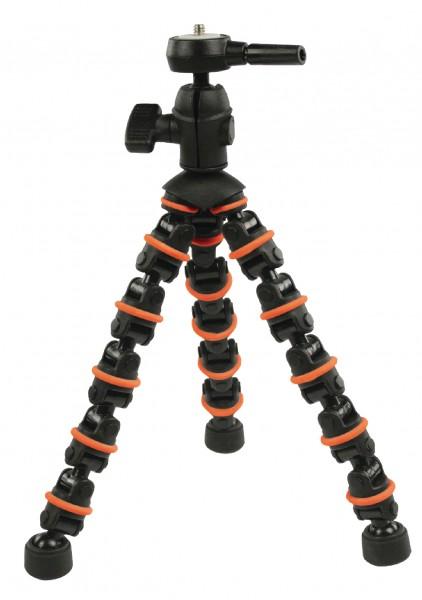 Flexibles Kamera Stativ f. Canon PowerShot G7 X Mark II