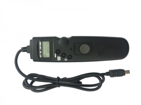 Fernauslöser mit Timer f. Nikon D5000