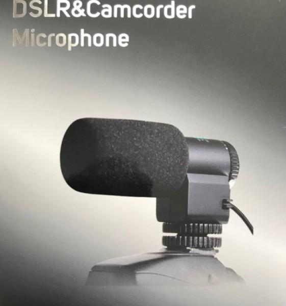 Stereo-Mikrofon für Sony FDR-AX53