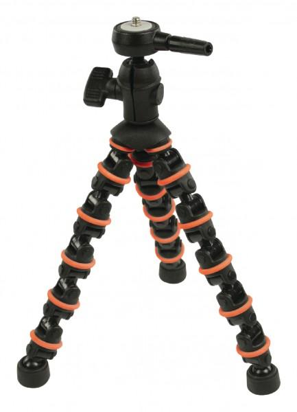 Flexibles Kamera Stativ f. Panasonic Lumix DC-FZ82